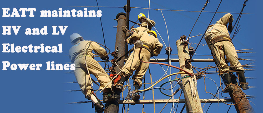 More on Powerline Maintanance