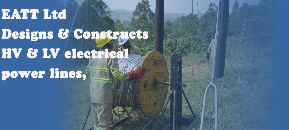 More on Powerline Construction